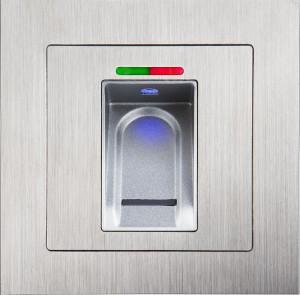 Gate new line BIOKEY®GATE New Line + Infrarot-Keypad Aufputz/Unterputz