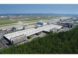 Flughafen Frankfurt (Cargo) + BioKey
